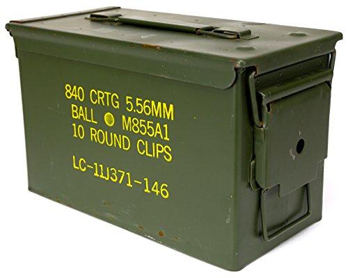 army box - 9