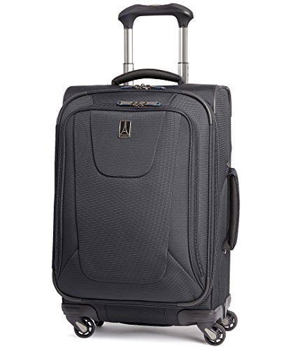 Travelpro Luggage Maxlite3 International Carry-On Spinner, Black, One Size by Travelpro