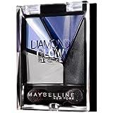 Maybelline Eye Studio Quad Diamond Glow Blue Drama 3 - sombras de ojos (Azul, Blue Drama, Brillo)