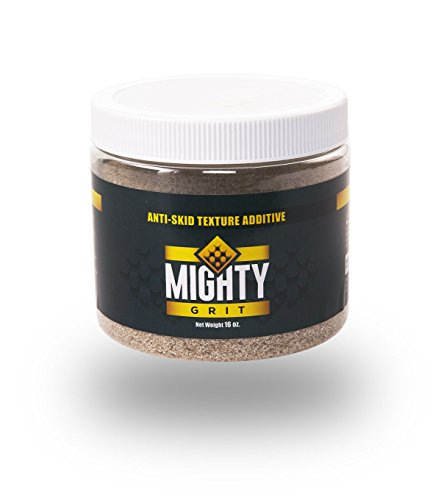 MIGHTY GRIT - Anti Skid Texture AddItive (Sand Concrete Floor)