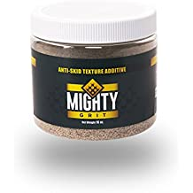 MIGHTY GRIT - Anti Skid Texture AddItive (16oz)