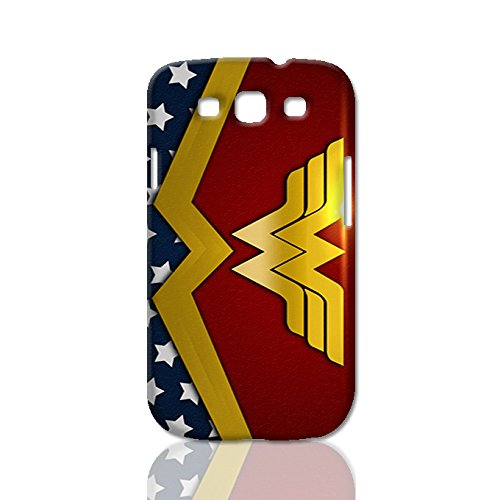 Wonder Woman New Style Case ROUGH Skin 3D Hard Durable Case Cover for Samsung Galaxy S3 i9300
