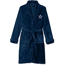 NFL Men's Silk Touch Lounge Robe, Large/X-Large