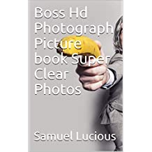 Boss Hd Photograph Picture book Super Clear Photos