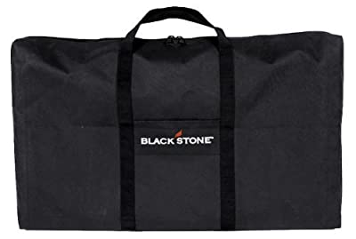 Blackstone Signature Griddle Accessories Grill/Griddle Carry Bag - For 28-Inch Griddle Top or Grill Top - Heavy Duty 600 D Polyester - High Impact Resin (Limited Edition)
