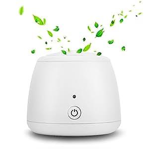 Ozonizador de Nevera, Mini Generador de Ozono para Quitar Mal Olor Eliminar Bacterias Virus y Hongos para Nevera Armario y Zapatero