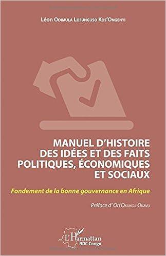 En ligne téléchargement gratuit Manuel d'histoire des idées e des faits politiques, économiques et sociaux pdf