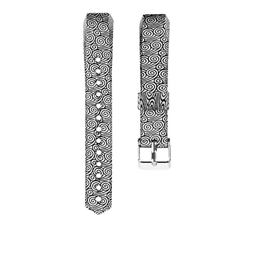 For Fitbit Alta HR and Alta Bands, TreasureMax Replacement Band with Watch Buckle for Fitbit Alta/ Fitbit Alta HR Accessory/ Fitbit Alta HR band (No Tracker)