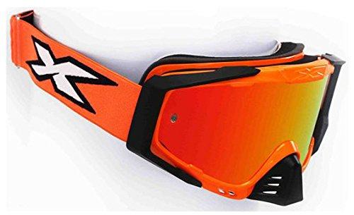 EKS S Series Masque de Motocross Mixte Adulte, Orange