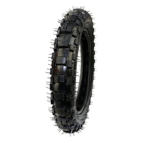 FLYPIG 2.50X10 Tire for Honda XR / CRF 50 Yamaha PW50 Suzuki JR50 (Pw50 Tires)