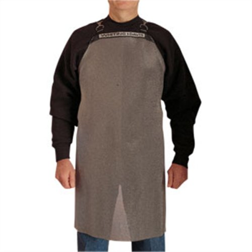 Honeywell Stainless Steel Mesh Cut-Resistant Apron - Adjustable Strap - A2634 [PRICE is per EACH] by Honeywell