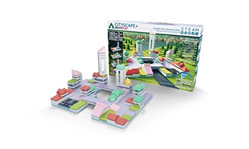 Arckit A10046 Cityscape, 160 Piece, Multicolor (Pack of 160)