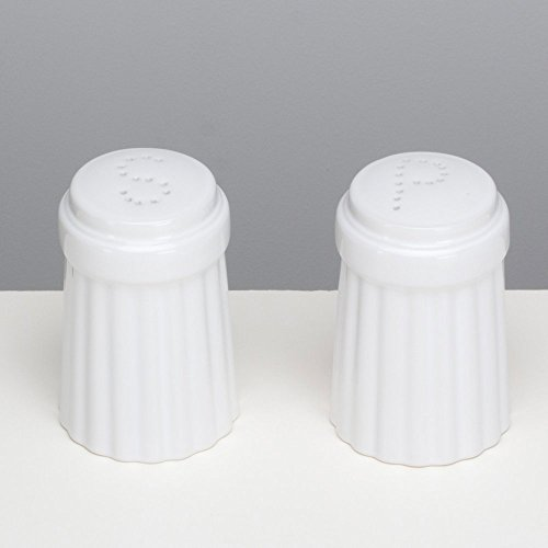 (Simsbury Salt and Pepper Set Color: White)