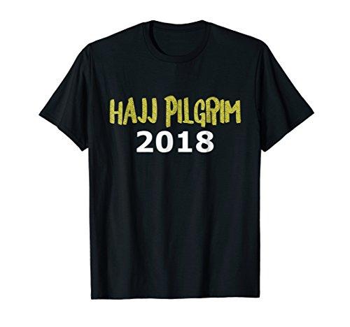 Hajj Pilgrim 2018 Kaaba Mecca Madina Shirt New Hajji Hajja