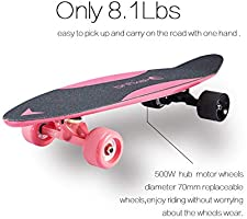 Amazon.com: Maxfind MAX C Penny Electric - Tabla de skate ...