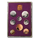 UK 1970 Great Britain 8-Piece Proof Set About Uncirculated