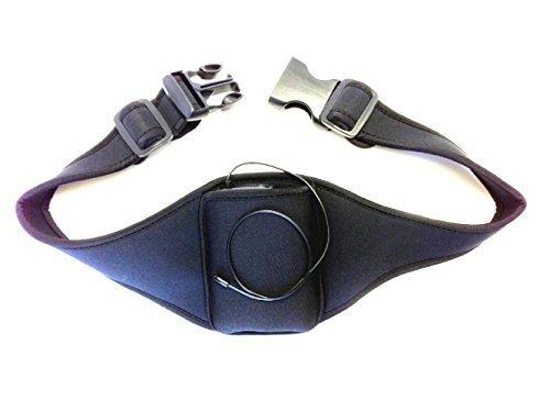 Vertical Microphone Transmitter Carrier Belt
