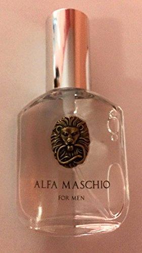 ALFA MASCHIO PHEROMONE COLOGNE  - 1.2 fl oz  NO BOX