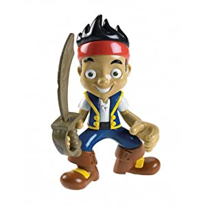 Fisher-Price Disney's Jake and The Never Land Pirates Talking Figure - Yo Ho Let's Go