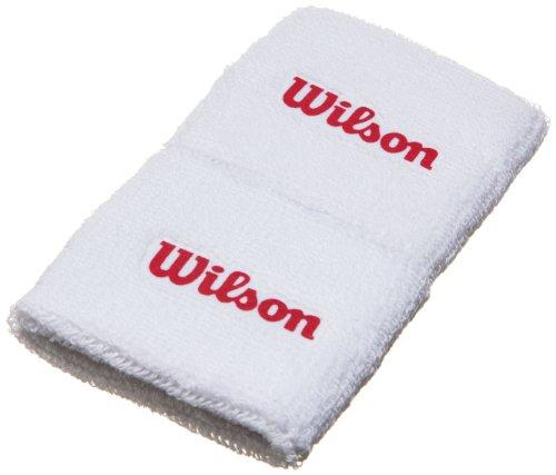Wilson Wristbands (White)