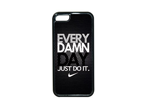 Nike Every Damn Day #6 iPhone 6 6S plus White Cell Phone Case