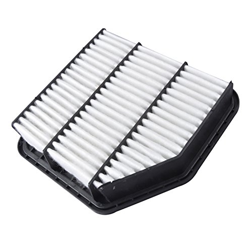 MIKKUPPA KQ039 (CA10347) Premium Engine Air Filter Fits 07-11 Lexus GS350 / 06-07 GS430 / 06-13 IS250 / 06-13 IS350 Replacement 17801-31110