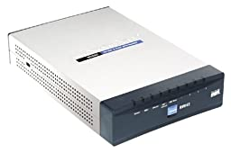 Cisco RV042 4-Port Fast Ethernet Dual WAN VPN Router