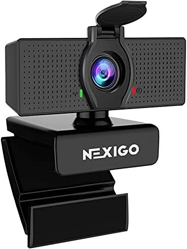 1080P Web Camera, HD Webcam with