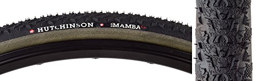 (Hutchinson Tubular Mamba CX Tire Repair Kit, 700 x 32, Black)