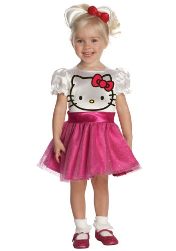Hello Kitty Tutu Costume Dress