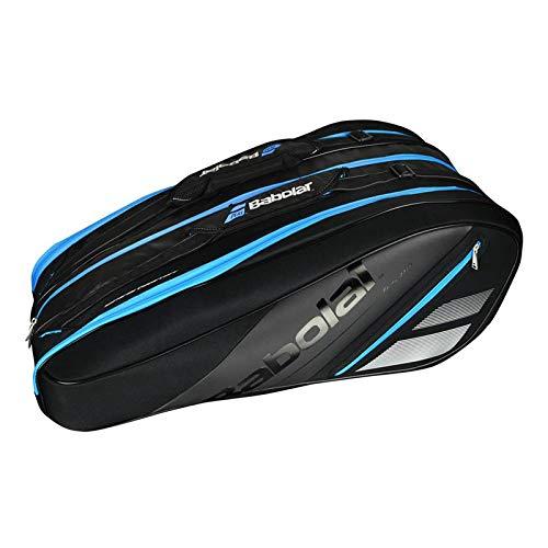 Babolat - Team 12 Pack Tennis Bag Blue - - Tennis Bags Bag 12 Racquet