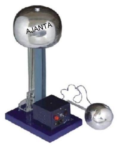Ajanta Electric Van Degraff Generator Healthcare Lab And Life Science