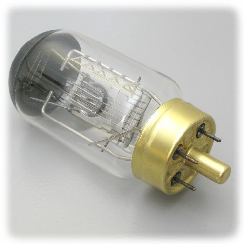 Sylvania GTE DEK/DFW 500W 120V 25 Hour Projector Lamp Light Bulb