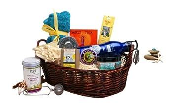 Amazon.com : Warrior II Organic Yoga Gift Basket : Personal ...