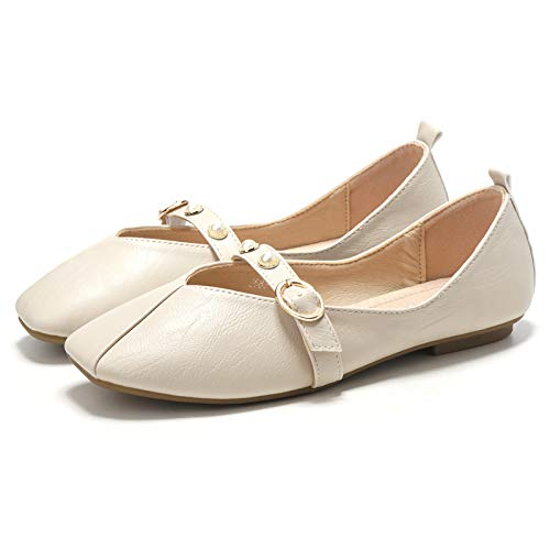 la cómodos Calzan de Zapatos Oficina de Zapatos de Mujeres los de de Manera Planos Boca la A Zapatos Baja Las Casuales Los Trabajo FLYRCX la 4pvaf6