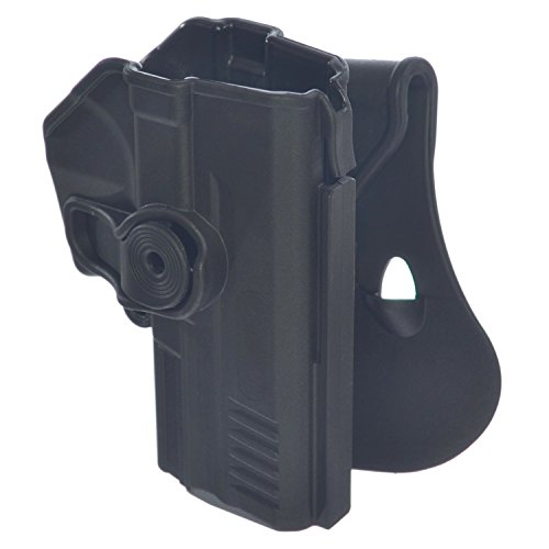 - IMi CZ75 Retention Roto Holster Polymer Paddle Gun Holster for CZ 75 SP-01 Shadow, Tactical, Compact and Tactical Sports