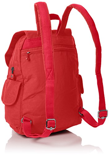 Sacs Spicy Pack C dos Kipling Red à Rouge City 1P6nZfE