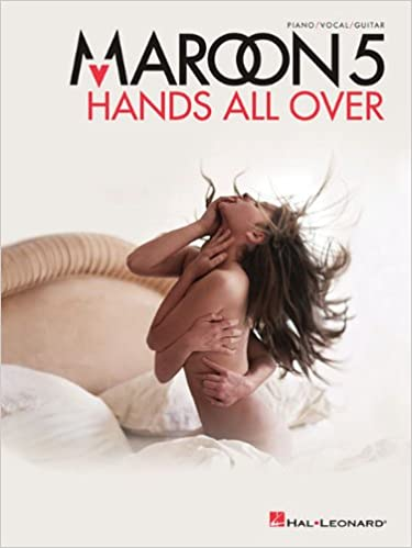 Book Maroon 5 - Hands All Over