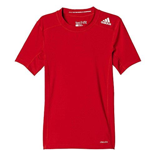 rossi bambini Tf rojpot T Tee Yb Adidas Base shirt qxxzOF0g