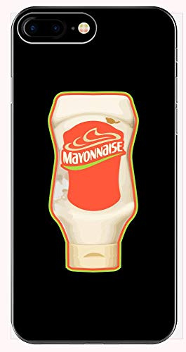 Mayonnaise Condiment Easy Halloween Costume Tshirt - Phone Case for iPhone 6+, 6S+, 7+, 8+ -