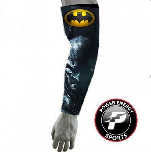 (Power Energy Sports Marvel Justice League Batman Compression Football Baseball Arm)