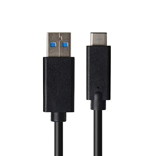 Techshowe Reversible Hi-speed Micro USB 3.1 Type C Male to S