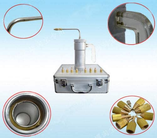 Hanchen Cryogénico Líquido Nitrógeno (LN2) Pulverizador Líquido ...