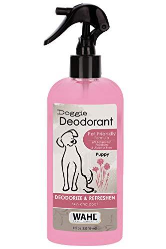 Wahl  Natural Pet Doggie Deodorant Powder Scent #820009