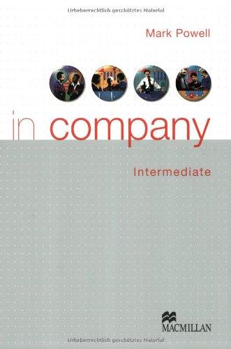 In company - Intermediate/in company: Intermediate/Student's Book mit CD-ROM
