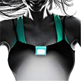 ClipShine - Clip On Safety Light - Running Lights for Runners - Essential Night Running Gear - 9 LEDs, USB Rechargeable, Water Resistant, Magnetic