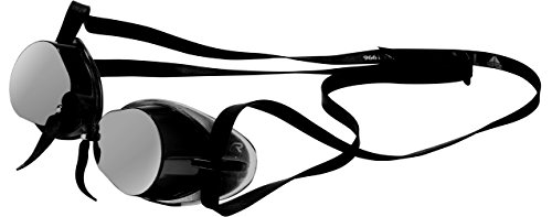(TYR Socket Rockets Eclipse Racing Goggle (Metallic Steel))