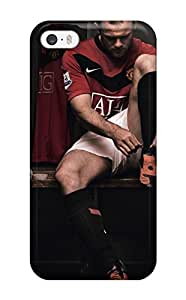 Iphone Cover Case - Rooney Protective Case Compatibel With Iphone 5/5s