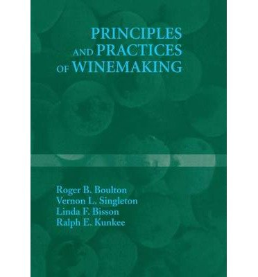 Download [ { PRINCIPLES AND PRACTICES OF WINEMAKING (SOFTCOVER REPRINT OF THE ORIGI) } ] by Boulton, Roger B (AUTHOR) Oct-12-2010 [ Paperback ] ebook