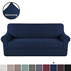 This beautiful H.VERSAILTEX furniture slipcover can not only prevent dirt, but also renew your home. Machine washable, relieve housework, save bill cost on cleaning.       Measure Guide       To make sure getting the perfect fitting, p...
